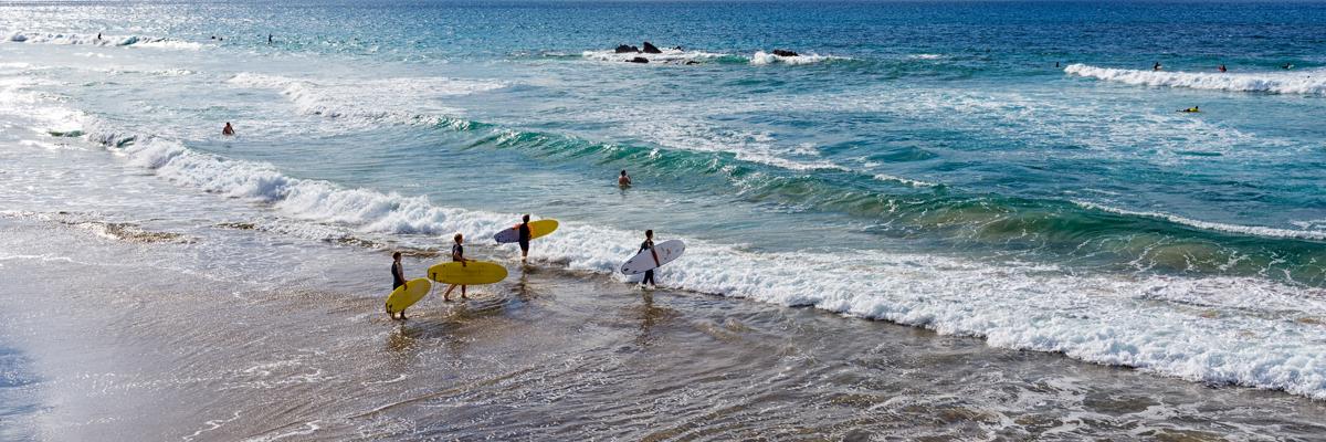 Surfstrand Fuerteventura | alltours Reiseblog