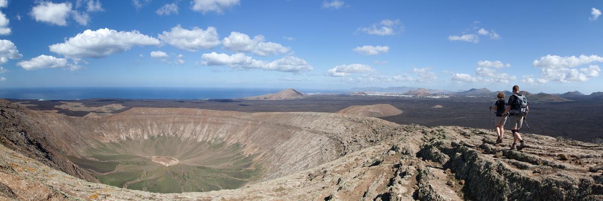 schöne Vulkandwanderung auf Lanzarote | alltours Reiseblog