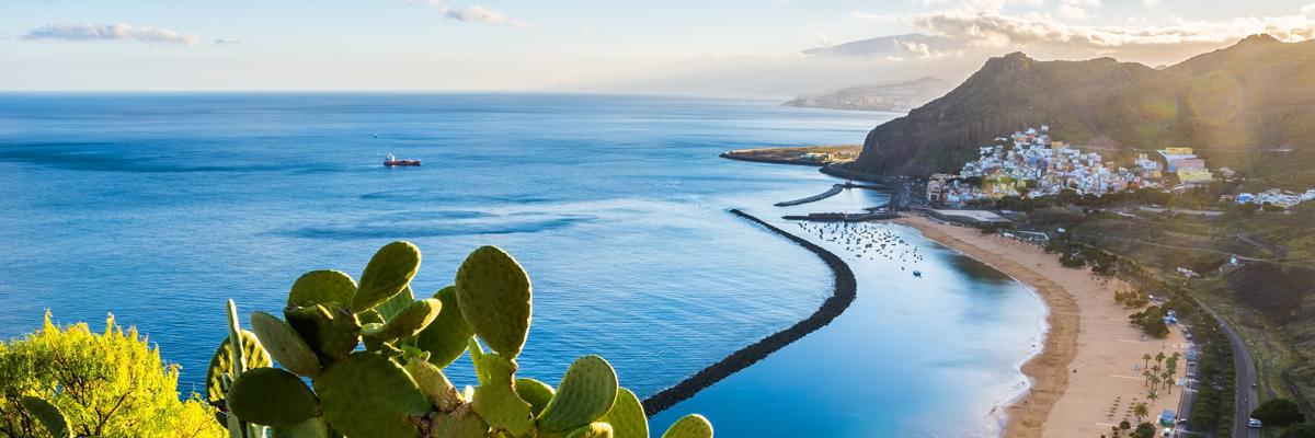 Wunderschöner Strand von Teneriffa | alltours Reiseblog
