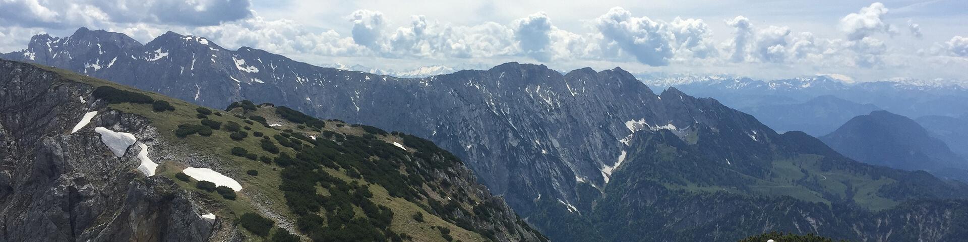 Wundervolle Ausblicke auf die bezaubernden Alpen | alltours Reiseblog