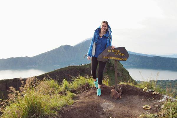 Hoch hinaus am Mount Batur | alltours Reiseblog