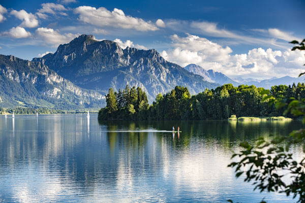 Wundervolles Panorama des Allgäus | alltours Reiseblog