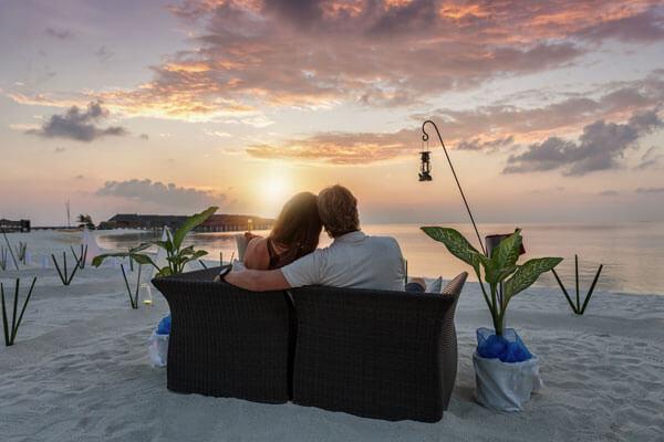 Sonnenuntergang auf den Malediven | alltours Reiseblog